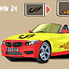 Bmw Z4 Car Coloring