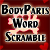 BodyWords Scramble