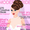Bridal Magazine Girl
