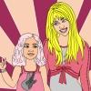 Color Hannah Montana