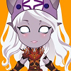 Cute Draenei Shaman Dress Up game