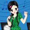 Cute Singing Star