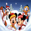 Disney, Mickey Mouse Christmas Jigsaw Puzzle