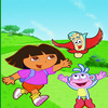 Dora the Explorer 5 Jigsaw Puzzle