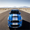 Ford Mustang Shelby GT500 Jigsaw Puzzle
