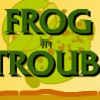 Frog in trouble