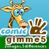 gimme5 – comic