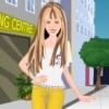 Hannah Montana at Shopping