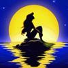 Jigsaw Little Mermaid Moon
