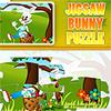 Jigsaw Rabbit Puzzle