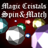 Magic Cristals Spin and Match