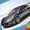 Maserati Grancabrio Car Puzzle