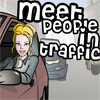 meet people in traffic