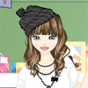 Modern City girl dress up game