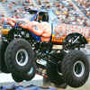 Monster Truck Slider Puzzle