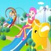 Playground Slide Fun