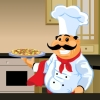 Prosciutto Funghi Pizza