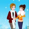 Pure winter love