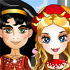 Romeo and Juliet Dress Up Game