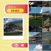 Row Puzzle – Village