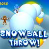 SnowBall Throw