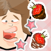 Strawberry Dipper Match