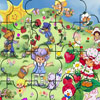 Strawberryland Jigsaw Puzzle