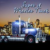Super 18 Wheeler Truck