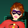 Superheroess Girl Dress Up