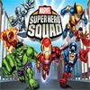 Superhero Squad Slider Puzzle