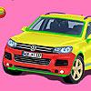 Volkswagen touareg car
