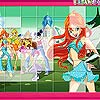 Winx club puzzle
