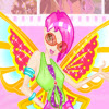 Winx Muisa Dressup Girls