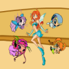 Winx Pixie Tree House Decorate