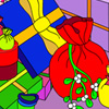 X-mas Gifts Coloring Game