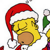 X-MAS WITH THE SIMPSONS